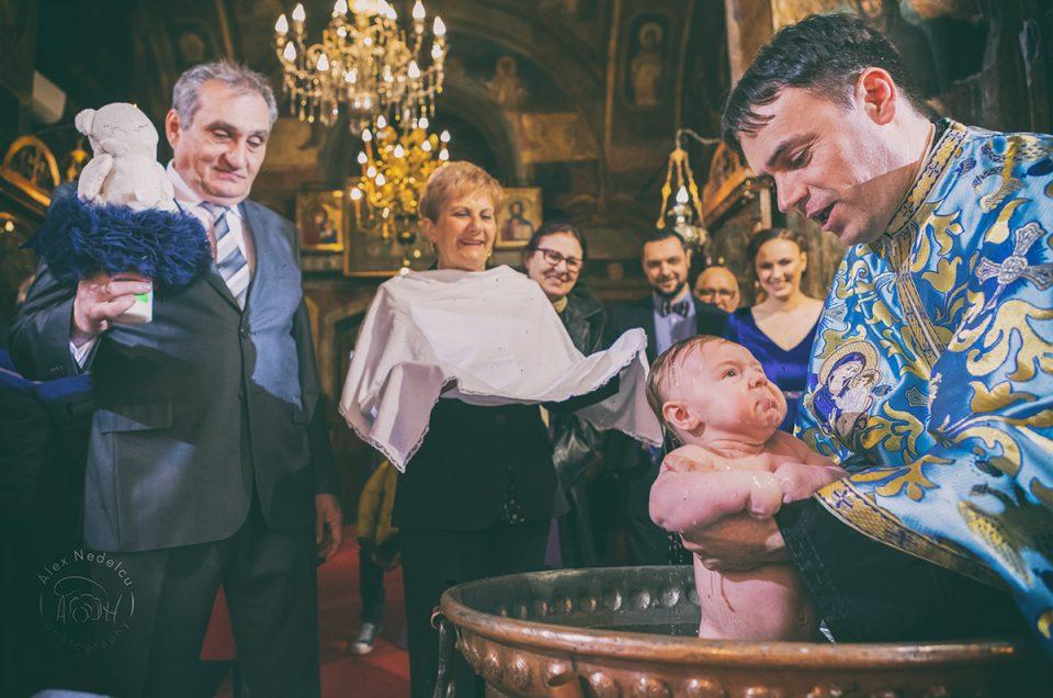 Botezul, prima petrecere alături de cei dragi